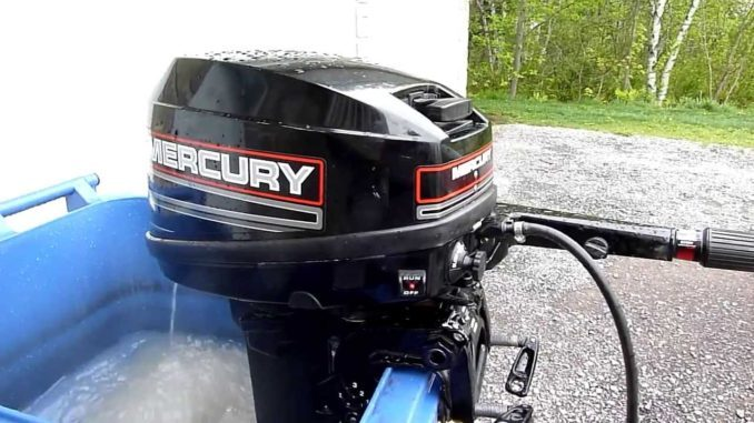 mercury outboard idle adjustment 6 8 9 9 15 hp rh autopartsrepairs com Mercury Outboard Serial Number Plates Mercury 9.9 HP Electric Start