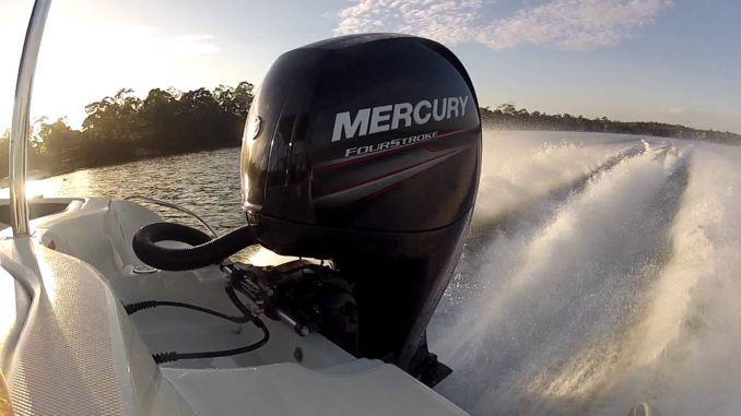 Mercury outboard won't start
