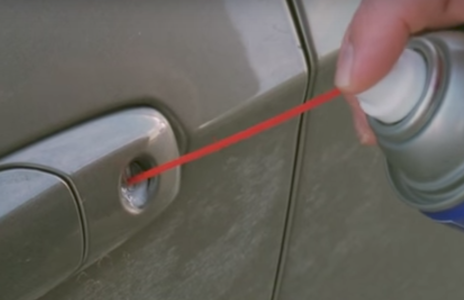 How To Unfreeze Frozen Door Locks Volkswagen Passat