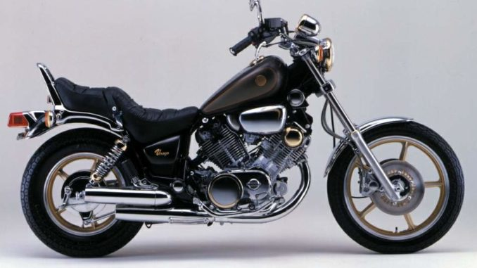 Yamaha Virago Repair Manual, Service Manual, Workshop PDF Manual Download
