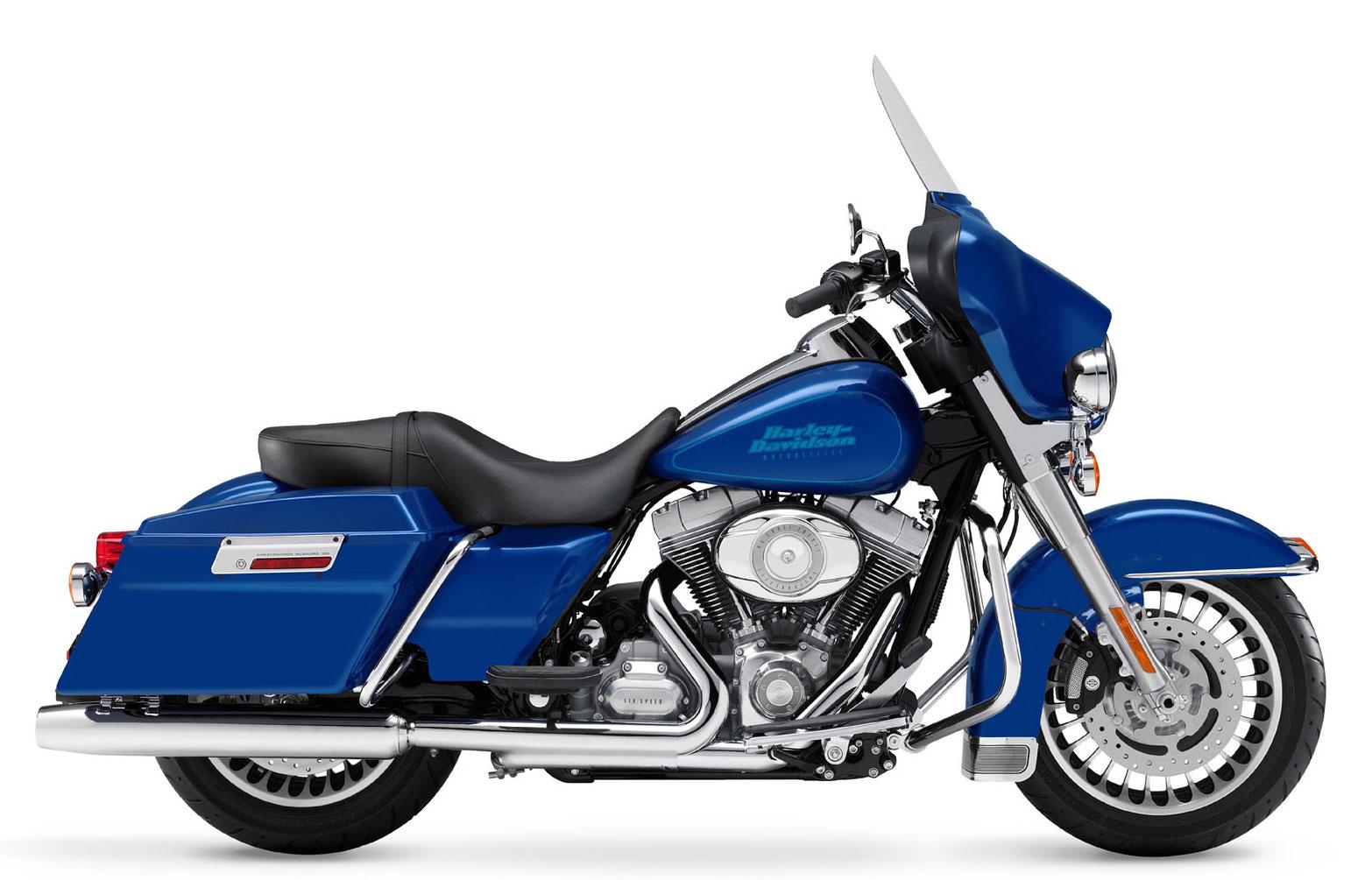 2007-2009 Harley FLHT Electra Glide Repair Manual on